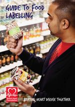 British Heart Foundation - Guide to Food Labels