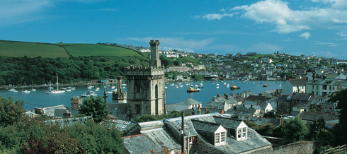 Photograph of Fowey