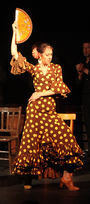 Flamenco in Cornwall Claudia Caolin